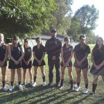 Girls Varsity Golf beats El Modena 193 – 229