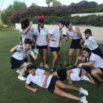 Girls Junior Varsity Golf beats El Modena 269 – 304