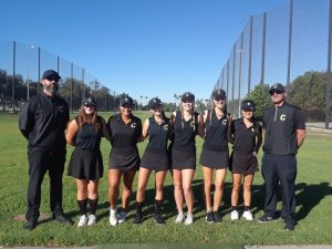 2018 Girls Golf North Hills League Finals Tournament