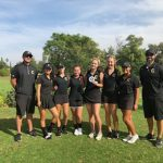 2018 Varsity Girls Golf Team CIF Championships