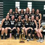 Girls Varsity Basketball win Savanna/Buena Park Tournament