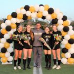 Girls Varsity Senior Night 2019