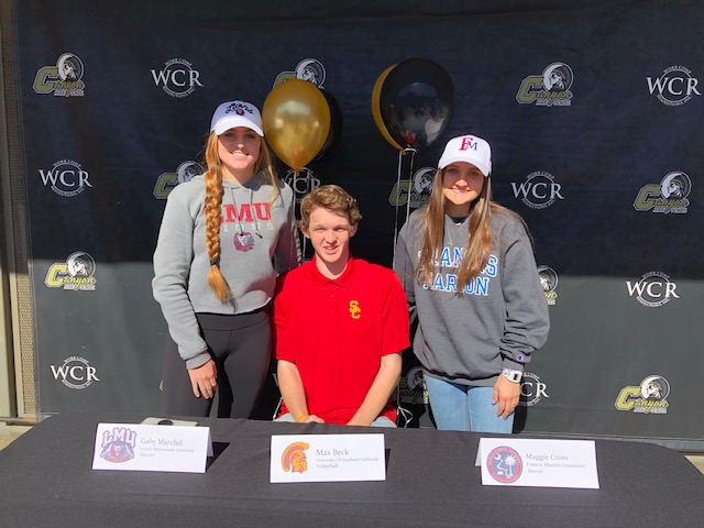 Comanche student-athletes commit on National Signing Day 2019