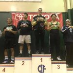 Canyon Varsity Wrestlers Bisping and Santos Qualify for Masters!