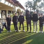 CHS Boys JV Golf Team Attends the Ayala Classic Tournament