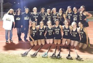 Girls Varsity Lacrosse vs. Esperanza 2019