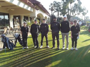 CHS Boys JV Golf Team Attends the Ayala Classic Tournament