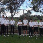 Boys Junior Varsity Golf beats Villa Park 208 – 238