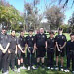 Boys Junior Varsity Golf beats El Modena 195 – 246