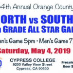 AJ Perry and Taryn Uyematsu to play in North vs. South All Star Games