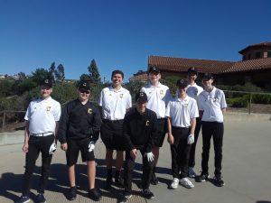 Boys JV Golf vs El Modena @ AHGC Mar 14