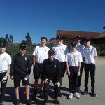 Boys Junior Varsity Golf beats El Modena 239 – 295