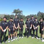Boys JV Golf vs Villa Park @ GRGC Mar 18
