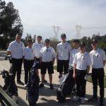 Boys Junior Varsity Golf beats Brea Olinda 241 – 302