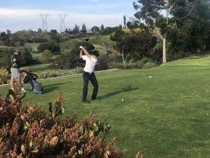 CHS Boys Varsity Golf vs Brea Olinda 3/19/19