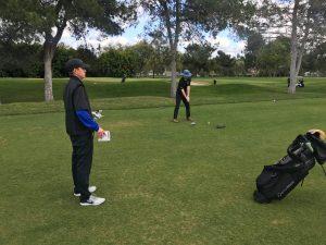 CHS Boys Varsity Golf vs. Esperanza 3/21/19