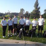 Boys Junior Varsity Golf Scrimmage vs. Katella H.S. on March 25