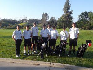Boys JV Golf vs Katella H.S. @ AHGC Mar 25