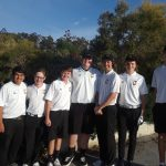 Boys Junior Varsity Golf beats Esperanza 229 – 243