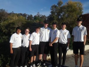 Boys JV Golf vs Esperanza H.S. @ AHGC Mar 26