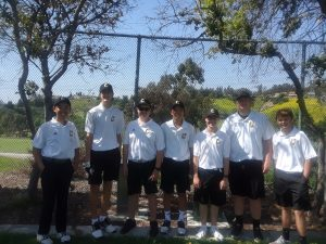 Boys JV Golf vs Foothill H.S. @ AHGC Apr 9