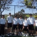 Boys Junior Varsity Golf beats Foothill/Santa Ana 238 – 245