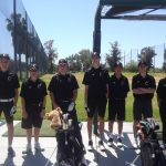 Boys Junior Varsity Golf falls to Beckman 205 – 214