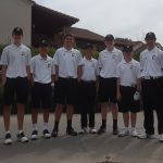 Boys Junior Varsity Golf beats Yorba Linda 230 – 238