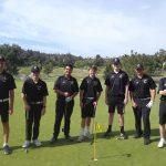 Boys Junior Varsity Golf falls to Crean Lutheran 203 – 224