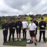 Boys Junior Varsity Golf falls to Beckman 222 – 251