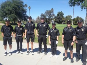 Boys JV Golf vs Foothill @ RVGC Apr 17