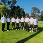 Boys JV Golf vs Yorba Linda HS @ BHGC Apr 26