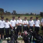 Boys Junior Varsity Golf beats Yorba Linda 174 – 193 (LEAGUE CHAMPIONS- UNDEFEATED LEAGUE SEASON)