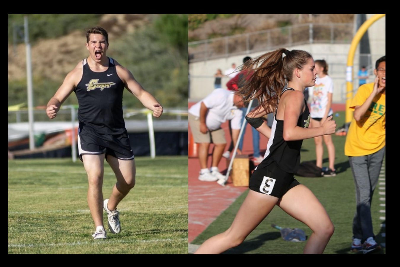 Boys Varsity Track and Field Crowned Crestview League Champions; Porter and Hadley Break Records