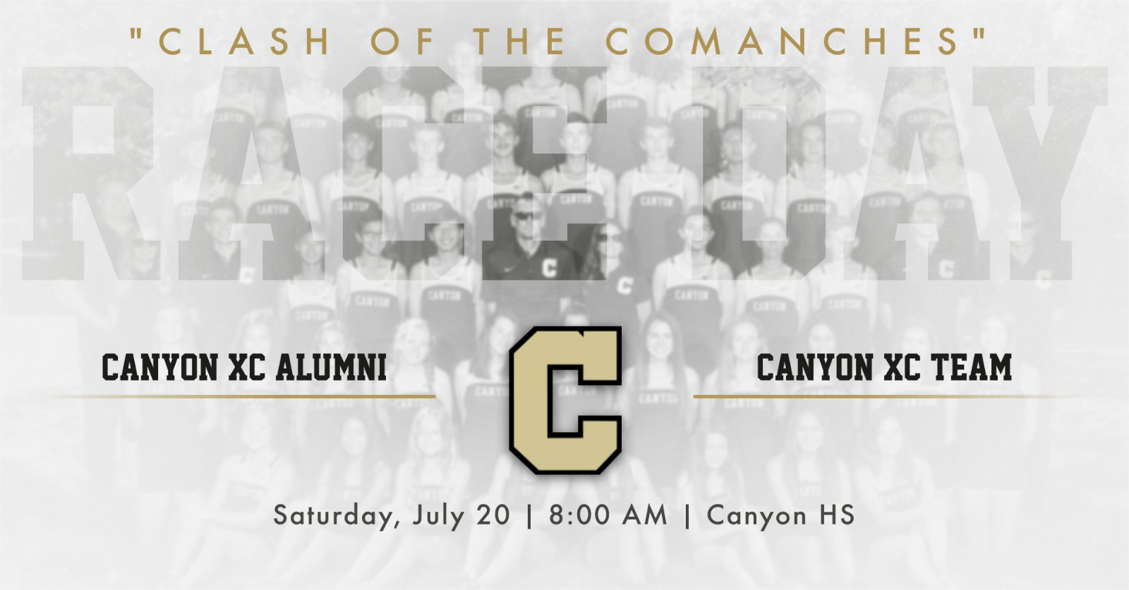 """""""Clash of the Comanches"""" Race 2019"""