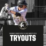 Baseball Tryouts this Saturday