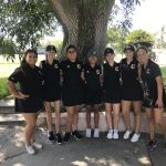 Girls Junior Varsity Golf falls to Beckman 190 – 254