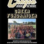 Cheer Fundraiser Saturday, September 7