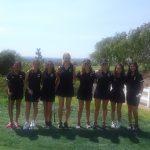 Canyon Varsity Girls Golf vs. Orange Lutheran at Black Gold GC 9/5/19