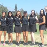 Girls Varsity Golf falls to Foothill/Santa Ana 241 – 250