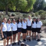 Girls Varsity Golf beats Foothill/Santa Ana 249 – 250