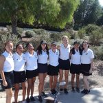 Canyon Varsity Girls Golf vs. Foothill at Anaheim Hills G.C. 9/11/19