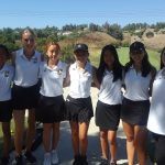 Canyon Varsity Girls Golf vs. El Modena at Anaheim Hills G.C. 9/12/19