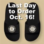 "Get your Comanche ""Pride Slides"" today!"
