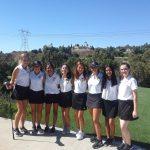 Girls Varsity Golf falls to Villa Park 228 – 242