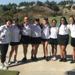 Girls Junior Varsity Golf beats Brea Olinda 234 – 261