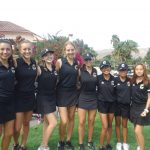 Girls Varsity Golf falls to Villa Park 220 – 267