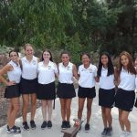 Girls Varsity Golf beats El Dorado 238 – 242