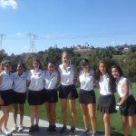 Girls Varsity Golf falls to Yorba Linda 215 – 238