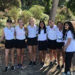 Girls Junior Varsity Golf beats Yorba Linda 215 – 216